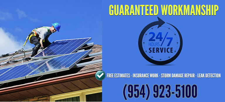 South Florida roofing contractors - Universal Roofing 954-923-5100
